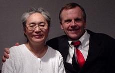 Revs Charl and Kiyoko Murray